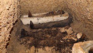 Egitto - Le mummie trovate a Tuna-El-Gebel