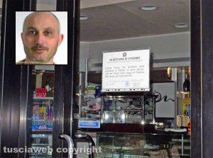 Mafia viterbese - Chiuso il bar di Luigi Forieri