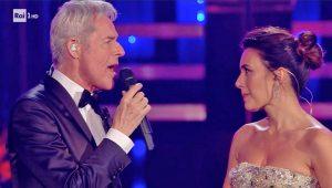 Festival di Sanremo - Claudio Baglioni e Serena Rossi