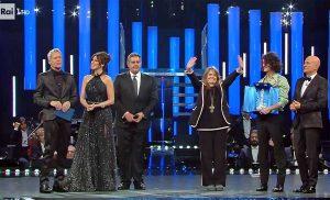 Festival di Sanremo - A Nada e Motta il premio per il miglior duetto