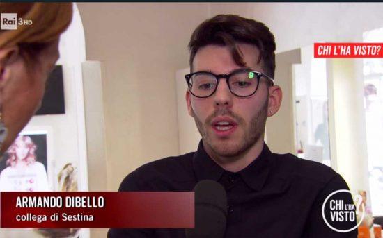 Il giallo di Ronciglione a Chi l'ha visto? - Armando Dibello