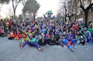 Il carnevale a Capranica