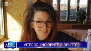 Il Giallo di Ronciglione alla Vita in diretta - Maria Sestina Arcuri