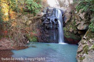 Cellere - La cascata del Timone