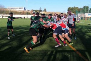 Union rugby in campo