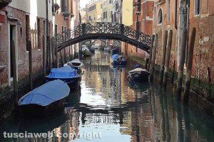 Venezia - Riflessi sull'acqua