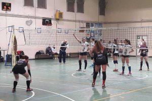Sport - Pallavolo - Vbc Viterbo - L'under 18 in campo
