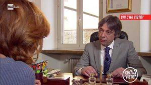 Giallo di Ronciglione - L'avvocato Luca Cococcia a Chi l'ha visto?