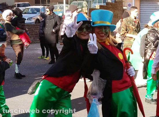 Esplode il Carnevale a Capranica