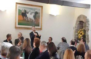 Viterbo - L'incontro con Ivan Scalfarotto