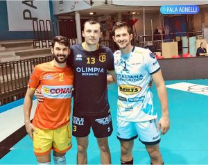 Tuscania volley - Sorgente - Shavrak - Buzzelli