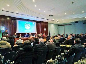 Viterbo - Una riunione di Fratelli d'Italia