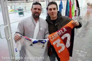 Viterbo - Vincent Candela e Paolo Cappelli