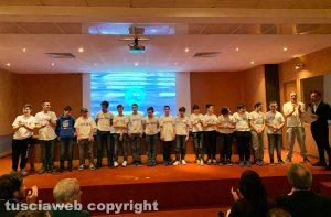 Nuoto club Viterbo - Squadra under 13