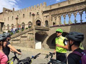 Viterbo - Bici a piazza San Lorenzo