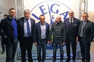 Andrea Sebastiani, Umberto Fusco, Valerio Turchetti, Carlo Angeletti, Stefano Caporossi, Enrico Maria Contardo