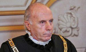 Il giudice costituzionale Paolo Maddalena