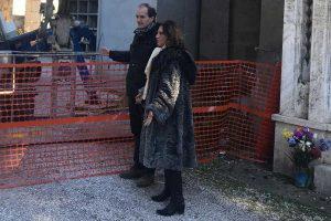 Viterbo - Gli assessori Elpidio Micci e Laura Allegrini