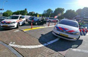 Polizia a Utrecht