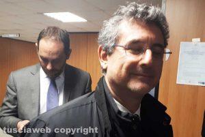 Il direttore del carcere Pierpaolo D'Andria