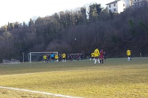 Sport - Calcio - Jfc Civita Castellana - Un match dei civitonici