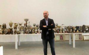 Jury Chechi mette all'asta i suoi trofei