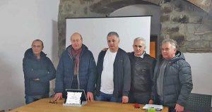 Montefiascone - Massimiliano Pieretti - Gianfranco Bellini - Giuseppe Donnino - Francesco Della Rosa - Ulderico Catteruccia