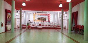 l'Auditorium Comunale di Castiglione in Teverina
