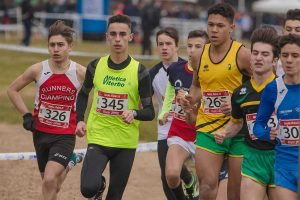 Sport - Atletica leggera - Finass Viterbo - Matteo Cianchelli