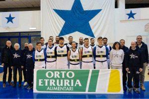 Sport - Pallacanestro - Stella azzurra - i biancostellati