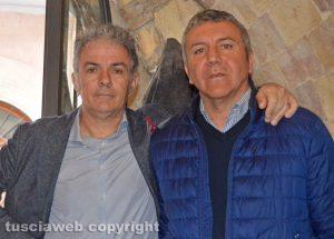 Tarquinia - Renato Bacciardi e Roberto Fanucci