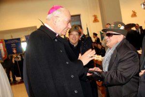 Viterbo - Messa in onore di don Gnocchi