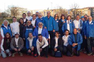 Sport - Atletica leggera - I campionati italiani di lanci invernali Master a Viterbo