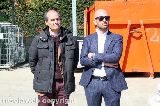Elpidio Micci ed Eugenio Monaco