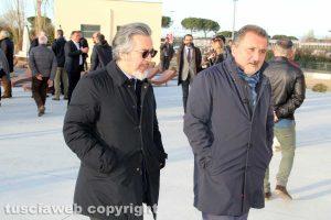 Francesco Battistoni ed Enrico Panunzi