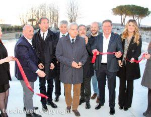 Viterbo - Therma oasi, l'inaugurazione