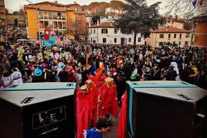 Capranica - Il Carnevale