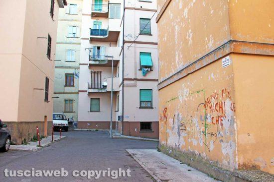 Viterbo - Le case popolari del Pilastro