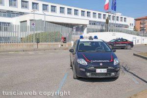Viterbo - Tribunale - Carabinieri