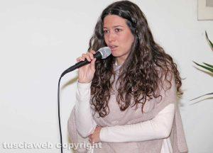 """Viterbo - L'inaugurazione del centro d'ascolto """"Una mano amica""""- Antonella Sberna"""