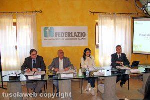 Viterbo - Federlazio presenta i dati dell'indagine congiunturale