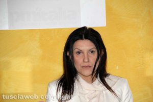 Viterbo - L'assessora Alessia Mancini