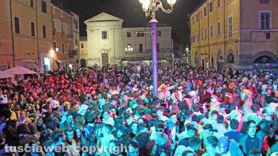 Civita Castellana - L'ultimo giorno di carnevale