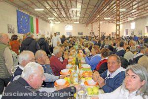 Gradoli - Il pranzo del Purgatorio