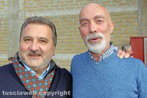 Gradoli - Enrico Panunzi e Luigi Buzi