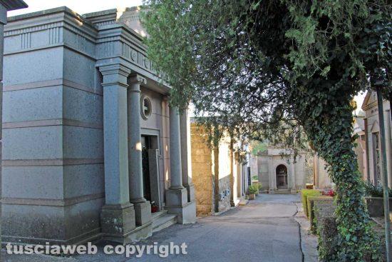 Bassano Romano - Dove è sepolto Fabrizio Frizzi