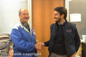 Viterbo - Quirino e Daniele Boselli