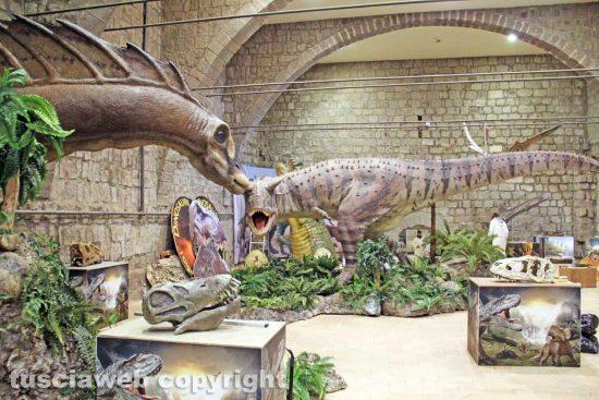 Viterbo - I dinosauri della Terra dei giganti