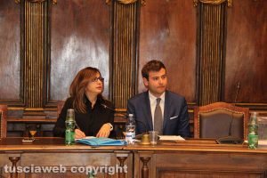 Viterbo - Consiglio comunale - Stefano Evangelista
