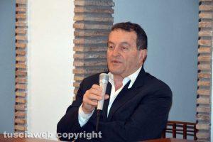 Tarquinia - Il candidato sindaco Gianni Moscherini